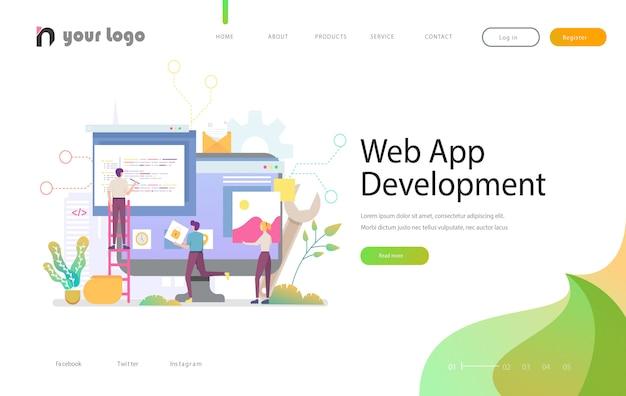 Modèles de sites web créatifs