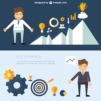 Modèles stratégie de référencement