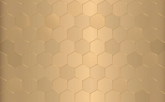 Modélisme géométrique. style de luxe.