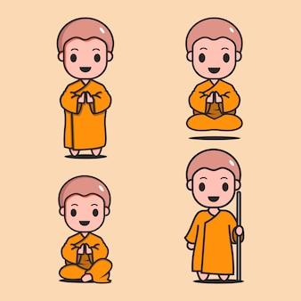 Moine bhikkhu