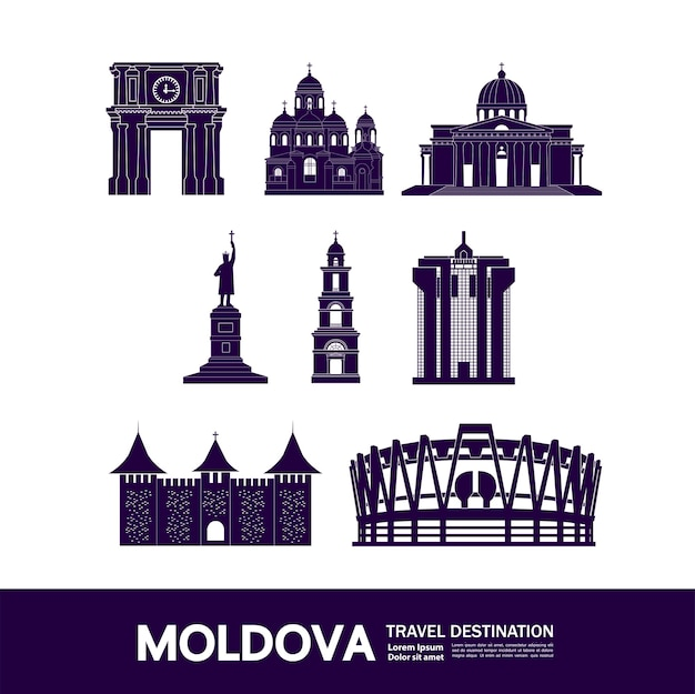 Moldavie voyage destination grand