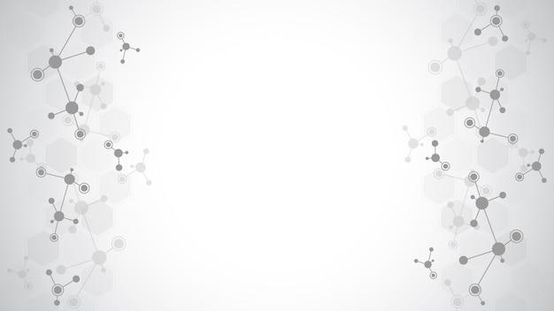 Molécules ou brin d'adn