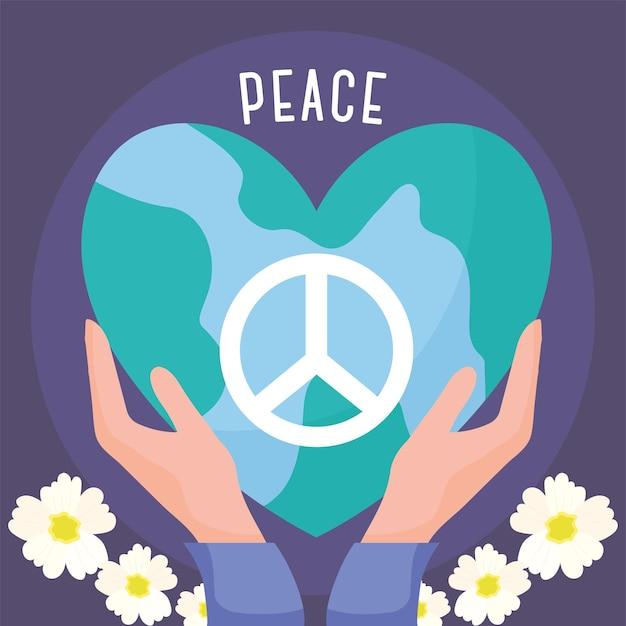 Monde en paix