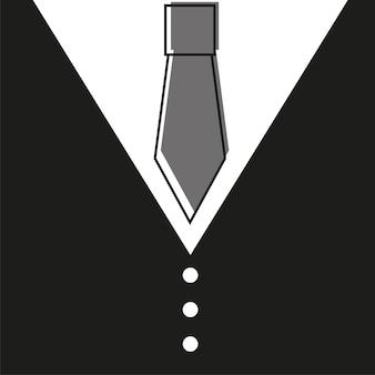 Monsieur. le noeud papillon - fond noir pour carte fête des pères