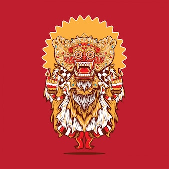 Monster barong