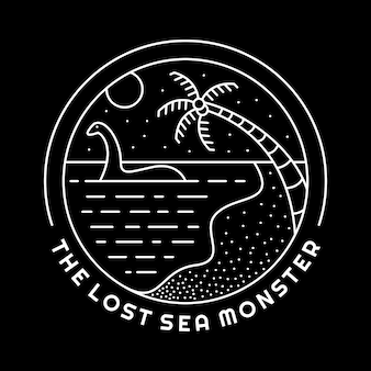 Le monstre marin perdu