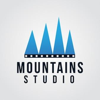 Montagnes atelier logo