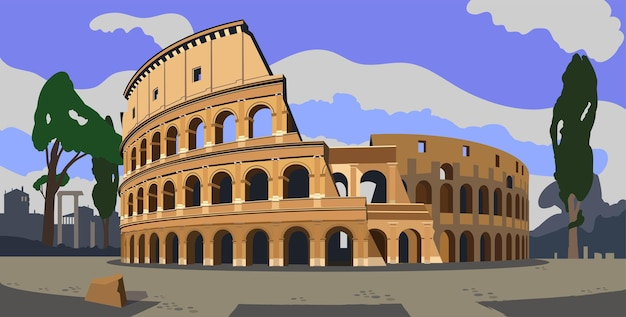 Monuments d'architecture européenne, de style roman, d'architecture médiévale,