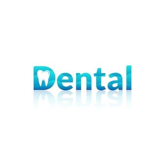 Mot dentaire avec dent à l'intérieur