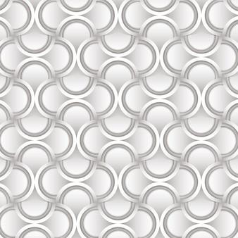 Motif abstrait 3d