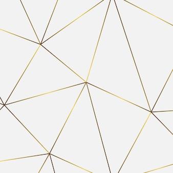 Motif abstrait géométrique doré. modèle pour anniversaire, mariage, anniversaire, conception de cartes de visite