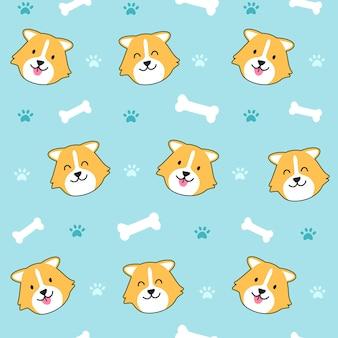 Motif animal printdog