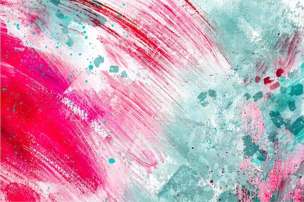 Motif aquarelle abstrait