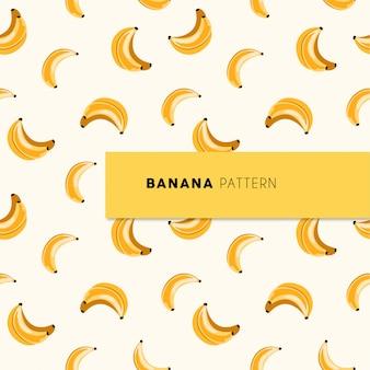 Motif banane