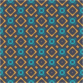 Motif batik minimaliste avec points et ligne courbe. fond de vecteur de batik. ornement traditionnel. ornement pour tissu, papier peint, emballage. imprimé décoratif