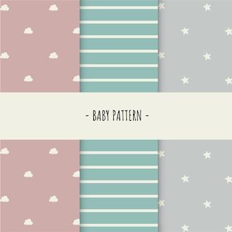 Motif de bébé