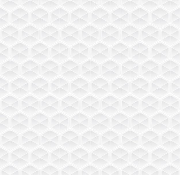 Motif blanc géométrique, texture moderne