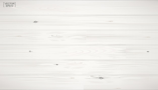 Motif en bois blanc et texture pour le fond