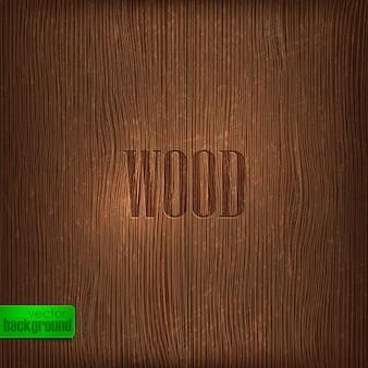Motif en bois