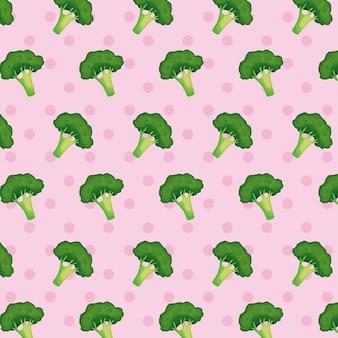 Motif brocoli