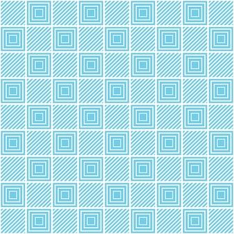 Motif carré. abstrait géométrique. illustration de style créatif et élégant