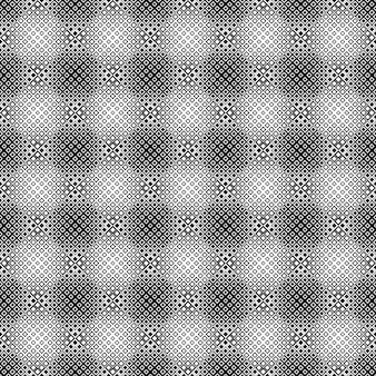 Motif carré diagonal géométrique noir et blanc