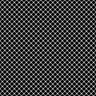 Motif carré noir et blanc - fond géométrique de vecteur