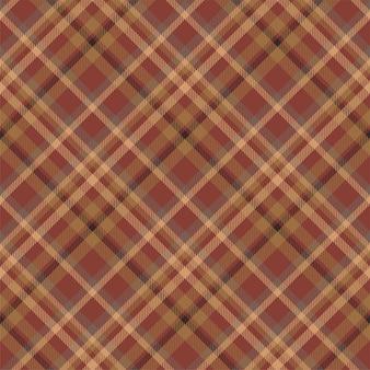 Motif à carreaux sans couture ecosse tartan. tissu de fond rétro. carré de couleur vintage check géométrique.