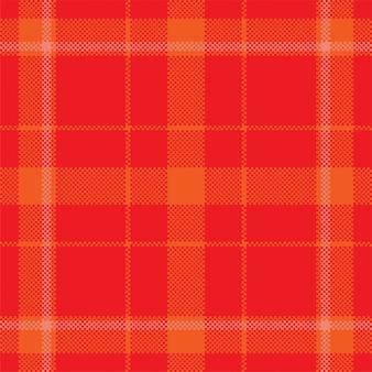 Motif à carreaux sans couture tartan. texture géométrique carrée de couleur vintage check.