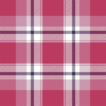 Motif à carreaux sans couture. vérifiez la texture du tissu. fond carré rayé. conception de tartan textile de vecteur.