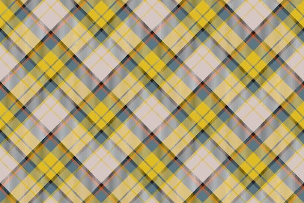 Motif à carreaux sans soudure de tartan ecosse. tissu de fond rétro. texture géométrique carrée de couleur vintage check.