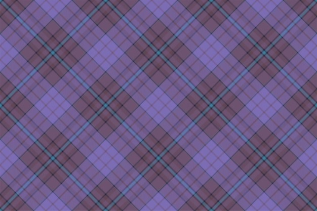 Motif à carreaux sans soudure de tartan ecosse. tissu de fond rétro. texture géométrique carrée de couleur vintage check