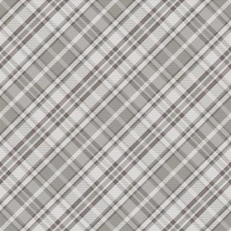 Motif à carreaux sans soudure. texture de tissu à carreaux. fond carré rayé. tartan de conception textile de vecteur.