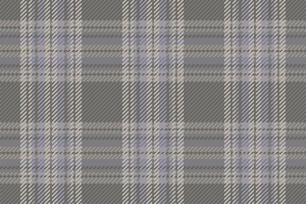Motif à carreaux tartan sans couture à carreaux pour jupe