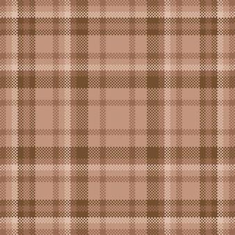 Motif à carreaux tartan sans couture. imprimer la texture du tissu. vérifiez l'arrière-plan du vecteur.