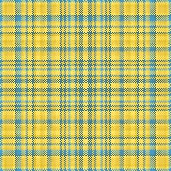 Motif à carreaux tartan sans couture. imprimer la texture du tissu.
