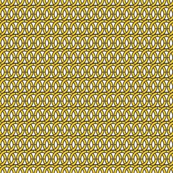 Motif de la chaîne d'or