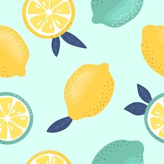 Motif citron