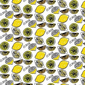Motif citrus