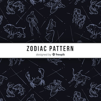 Motif du zodiaque