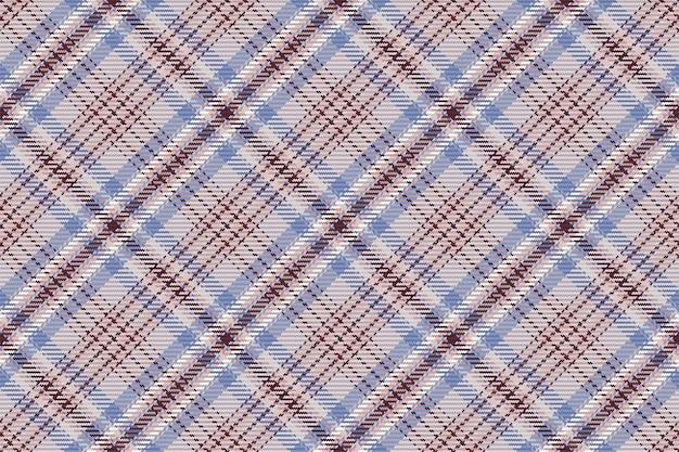 Motif écossais sans couture à carreaux tartan. texture pour nappes, vêtements, chemises, robes, papier, literie, couvertures et autres produits textiles.