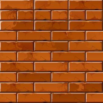 Motif de fond de mur de brique