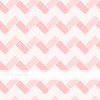 Motif de fond sans soudure abstrait doux rose
