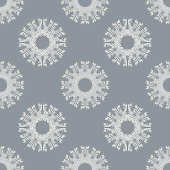 Motif de fond vectoriel répétitif. le motif est inclus sous forme d'échantillon sans couture. très facile à éditer.
