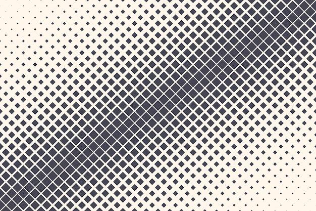 Motif de formes carrées abstrait