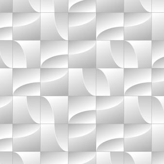 Motif géométrique 3d