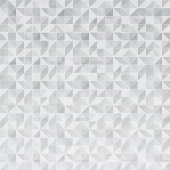 Motif géométrique abstrait fond gris.