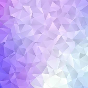 Motif géométrique abstrait en toile de fond de forme polygone
