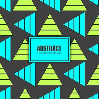 Motif géométrique abstrait
