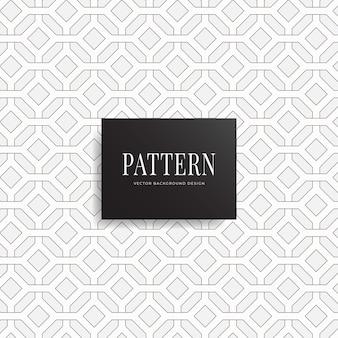Motif géométrique extensible motif losange octogone net